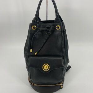 ❤️sold❤️Versace 2 way backpack/ hand bag